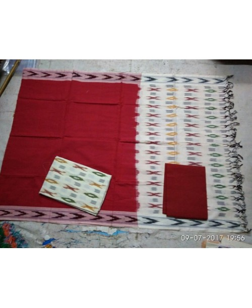 POCHAMPALLY IKAT COTTON SUITS