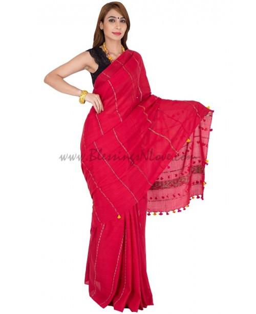 Khesh handloom saree