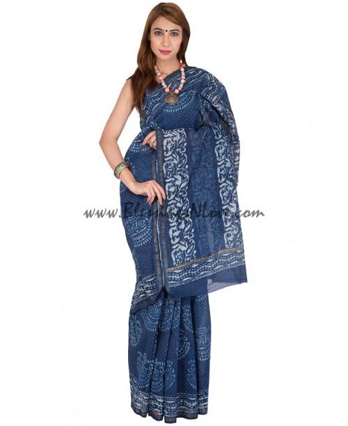 Chanderi cotton silk ( SOLD)